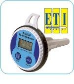 ETI - Digital In Pond Floating Thermometer
