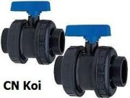 Ball Valve - Double Union - Imperial Pressure