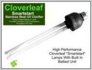 Cloverleaf Smartstart UV Replacement tubes/Quartz Sleeves