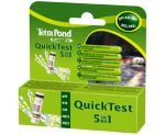 Tetra Pond - Quick Test 5 in 1 Strips